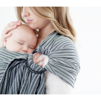 Moby® Ring Sling Baby Carrier - Jet Ribbons