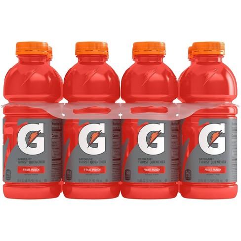 Gatorade Fruit Punch Sports Drink - 8pk/20 fl oz Bottles - image 1 of 4