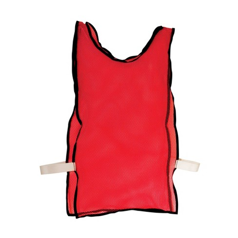 632381d98 Franklin Sports All Purpose Youth Pinnies - Red   Target