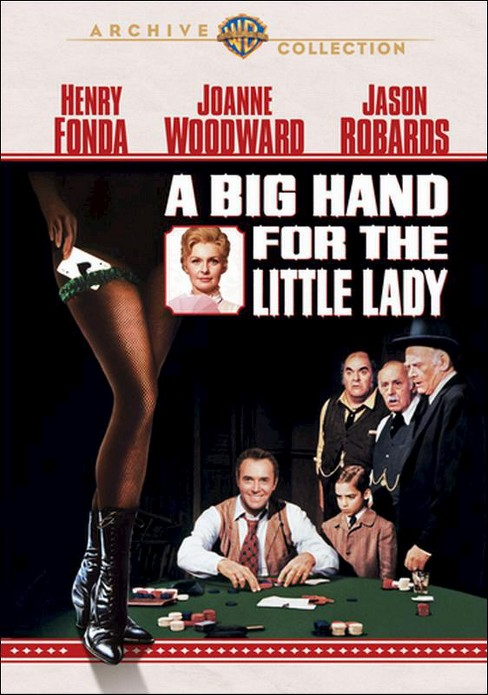 Big Hand For A Little Lady (DVD) - image 1 of 1