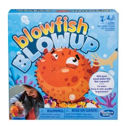 Blowfish Blowup Game, board games