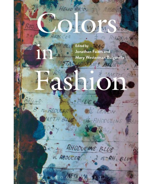 Colors in Fashion (Hardcover) - image 1 of 1
