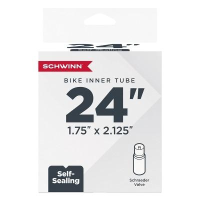 """Schwinn 24"""" Self-Sealing Bike Tire Tube"""
