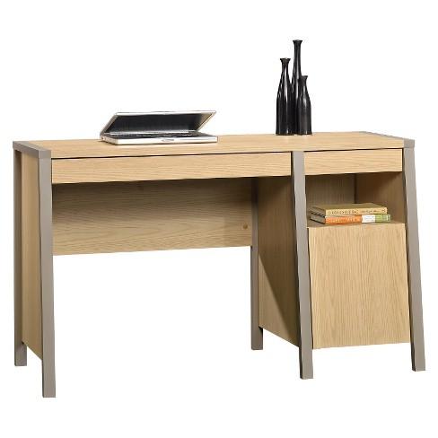 Affinity Office Desk Urban Ash Sauder Target