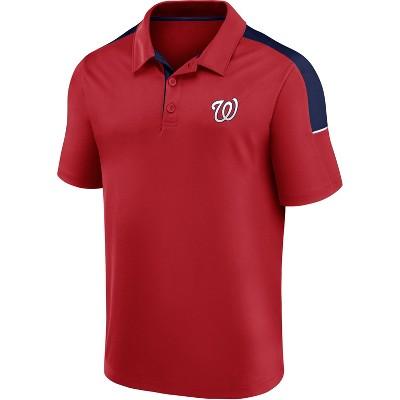 MLB Washington Nationals Men's Polo Shirt