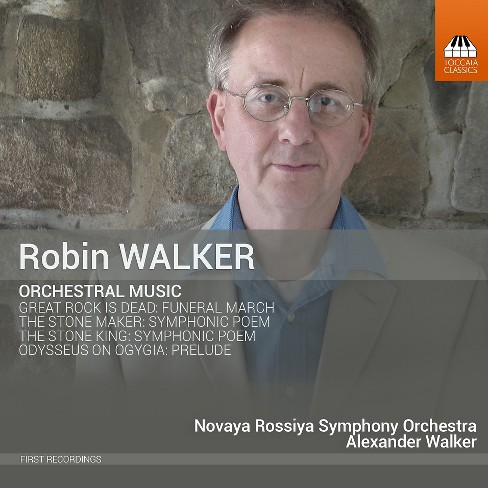 Novaya rossiya symph - Walker:Orchcestral music (CD) - image 1 of 1