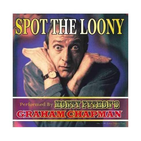 Graham Chapman - Spot the Loony (CD) - image 1 of 1