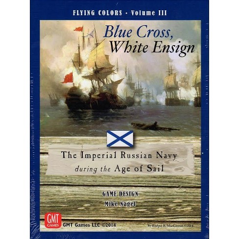 Flying Colors III - Blue Cross, White Ensign Board Game - image 1 of 1