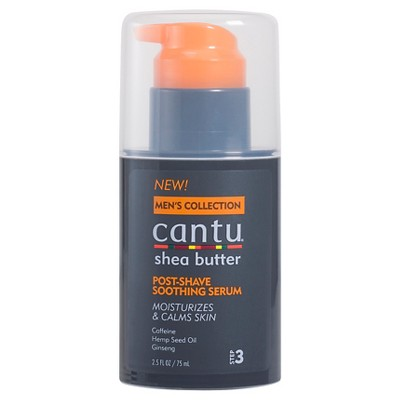 Cantu Men's Shea Butter Post Shave Soothing Serum - 2.5oz
