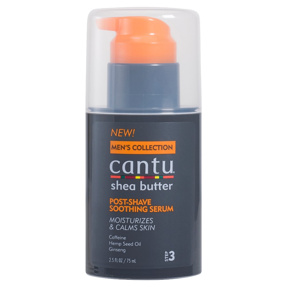 Image of Cantu Men's Shea Butter Post Shave Soothing Serum - 2.5oz