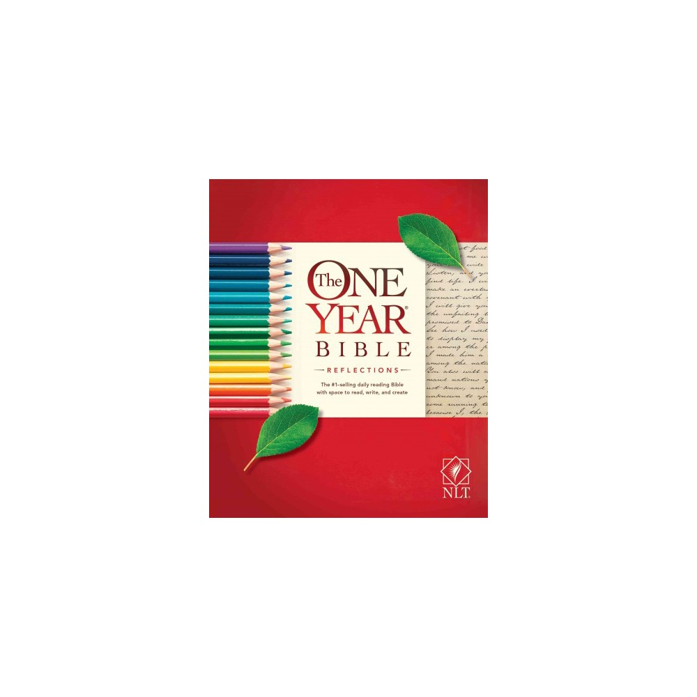 Holy Bible : The One Year Bible Reflections Edition Nlt (Paperback)