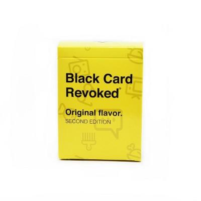 Black Card Revoked 2 - Original Flavor Game