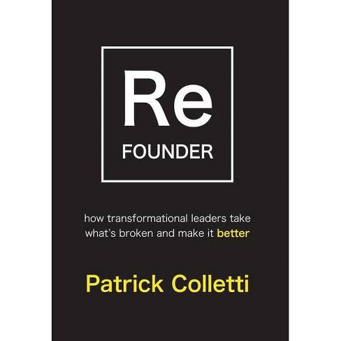 Refounder - by  Patrick Colletti (Hardcover) - image 1 of 1