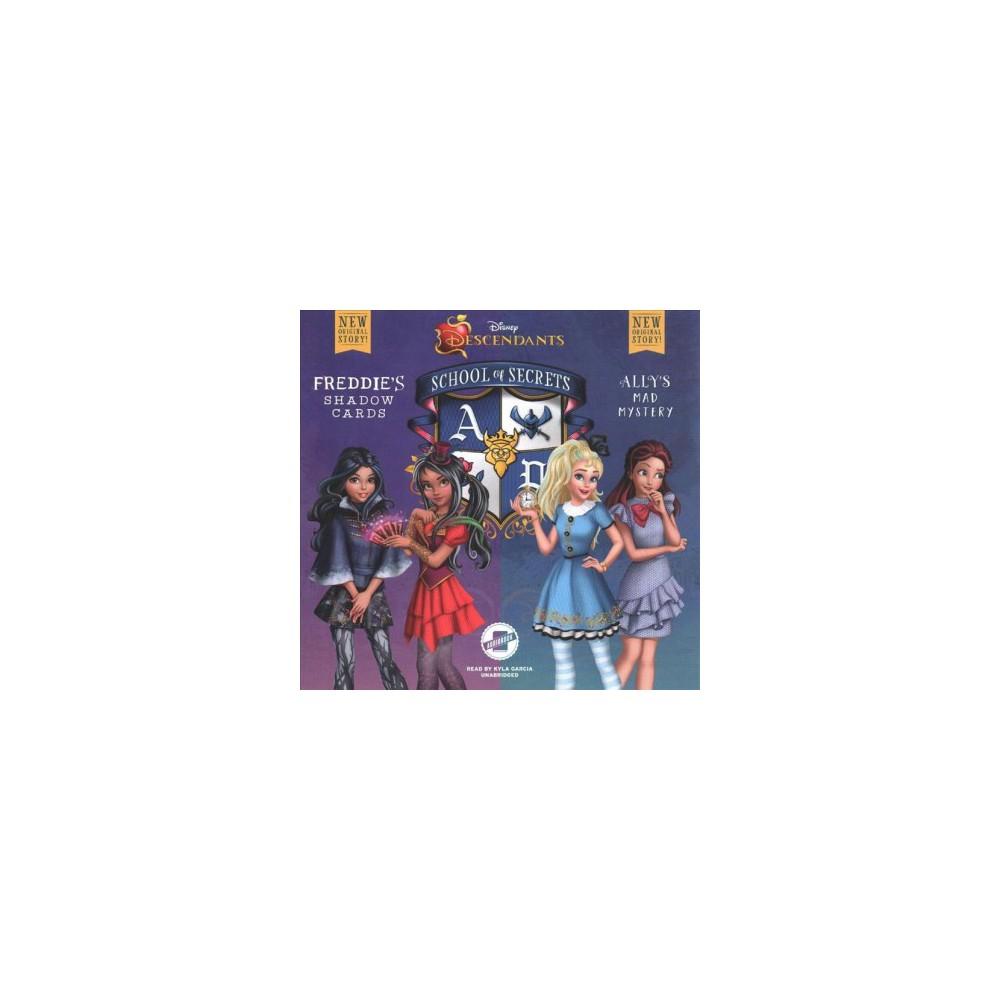 Freddie's Shadow Cards / Ally's Mad Mystery - Unabridged (CD/Spoken Word)