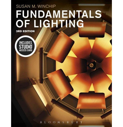 Fundamentals of Lighting + Studio Access Card (Paperback) (Susan M. Winchip) - image 1 of 1