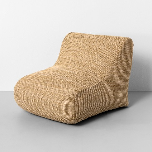 Woven Lounge Chair - Hearth & Hand™ with Magnolia - image 1 of 3