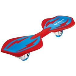 Razor RipStik Brights 2 Wheel Twisty 360 Degree Caster Board, Red and Blue