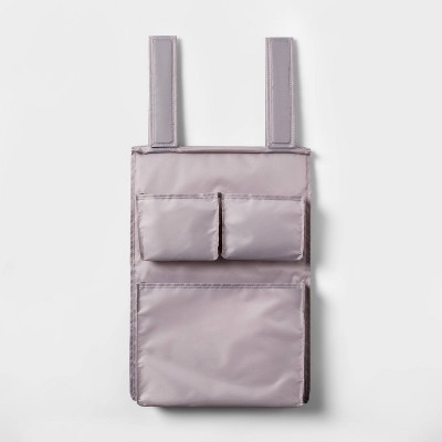 Fridge Caddy Gray 210D Recycled polyester with Mesh - Room Essentials™
