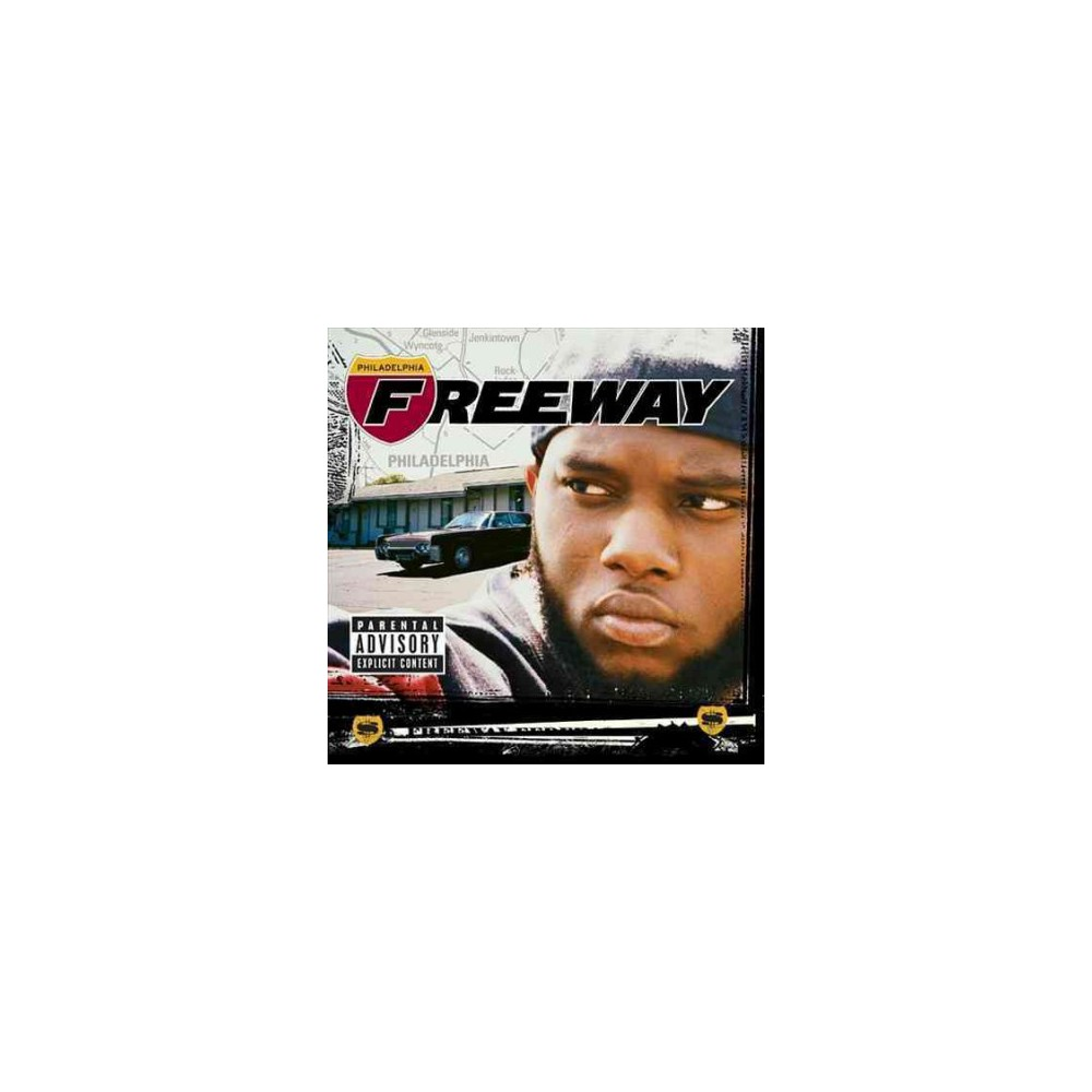 Freeway - Philadelphia Freeway (Vinyl)