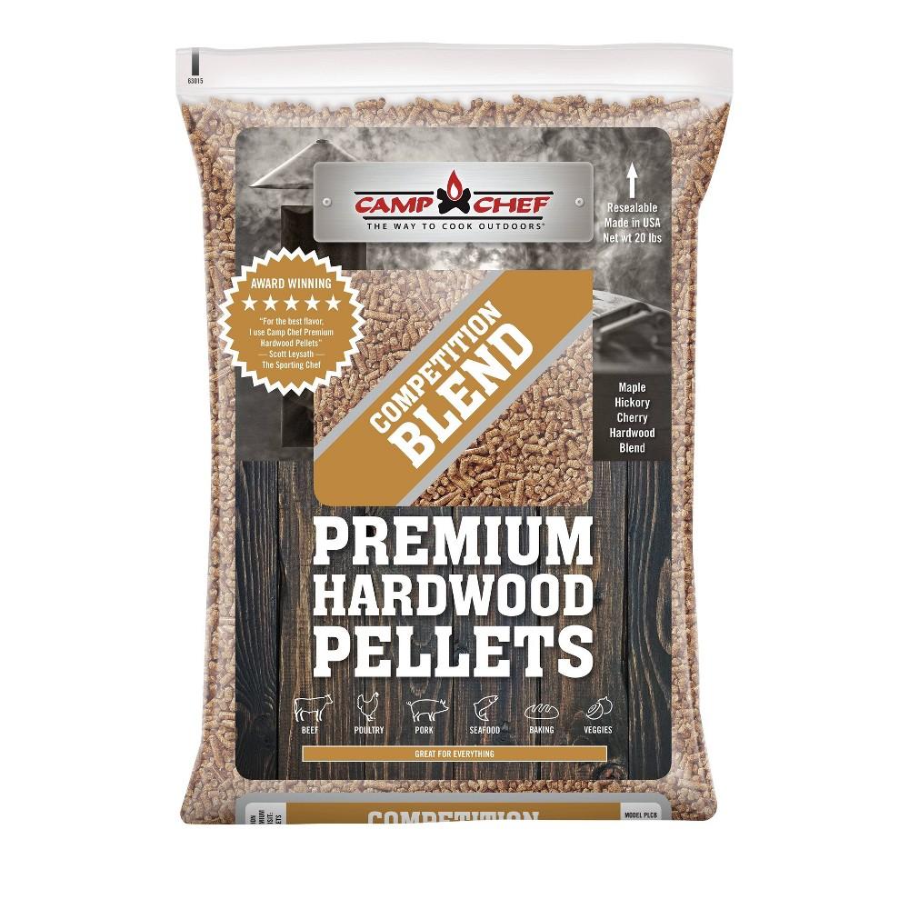 Camp Chef Premium Hardwood Pellets – Brown 54459299
