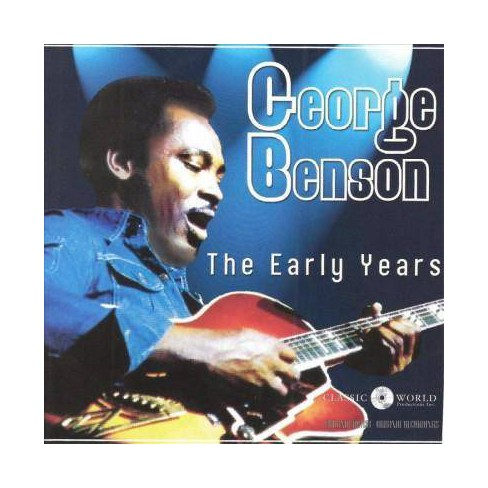 George Benson - Early Years (CD) - image 1 of 1