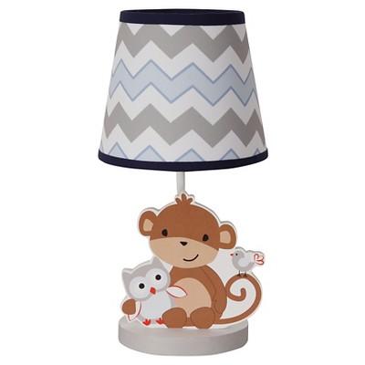 Bedtime Originals Lamp w/ Shade & Bulb - Mod Monkey