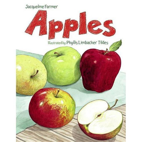 Apples - by  Jacqueline Farmer (Paperback) - image 1 of 1