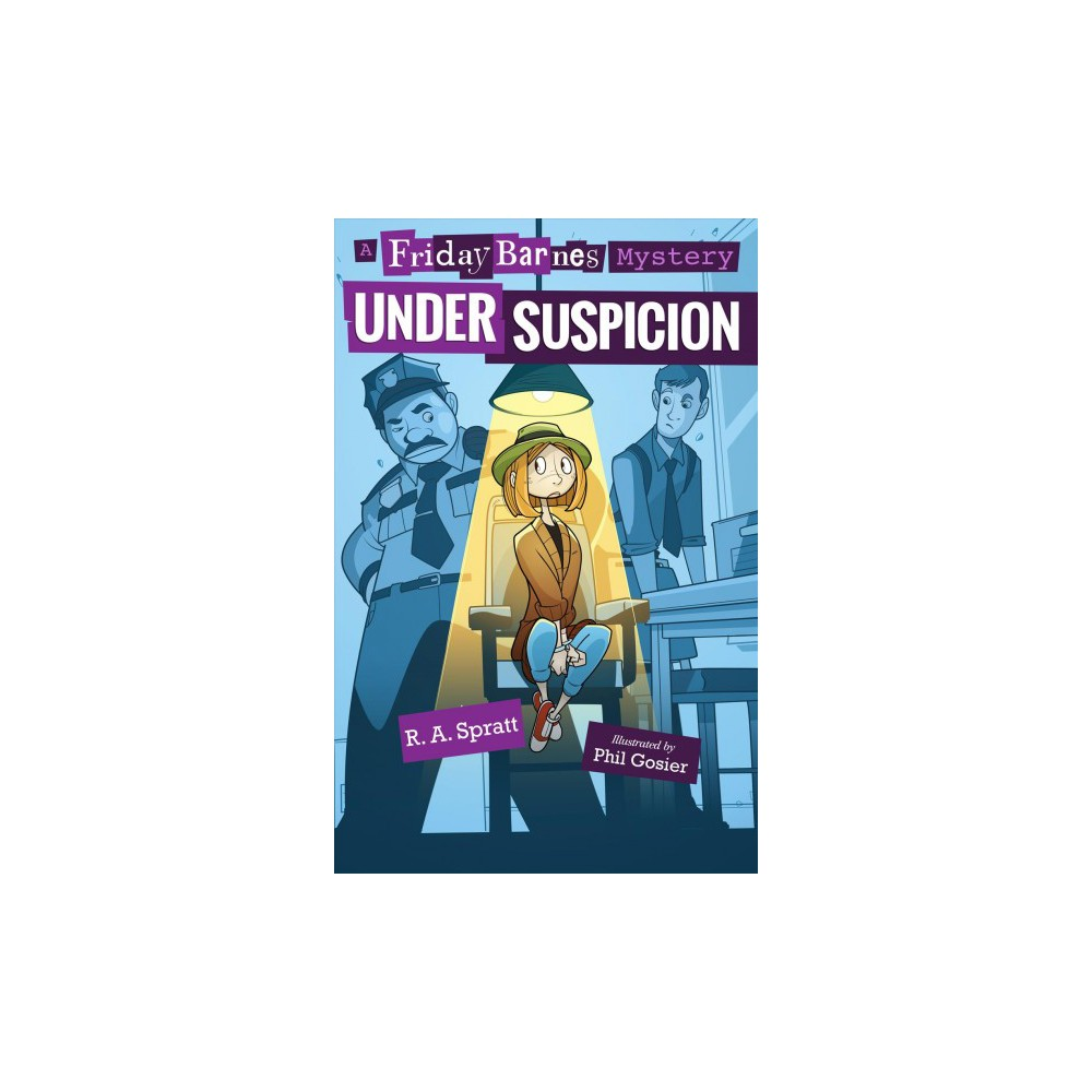 Under Suspicion (Paperback) (R. A. Spratt)