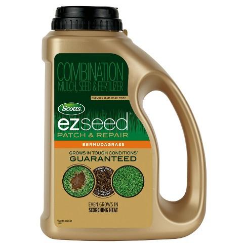 Scotts EZ Seed Bermudagrass 3.75lb Jug - image 1 of 4