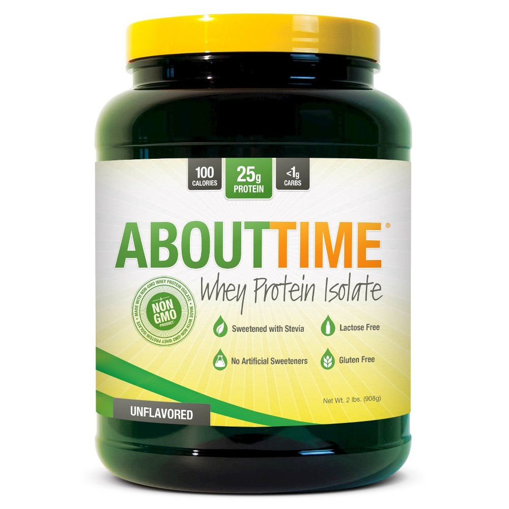 About Time Whey Isolate Protein Powder - 2lb Creamy, slow-melting milk and white chocolate crafted from the highest quality ingredients. Our Holiday Impressions are perfect for gifting, sharing, decorating, or to enjoy yourself. Gender: Unisex. Age Group: Adult.