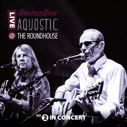 Status quo - Aquostic:Live at the roundhouse (CD) - image 1 of 1