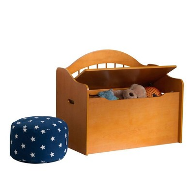 Limited Edition Toy Box Honey Brown - KidKraft