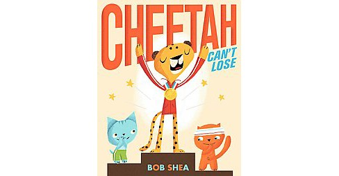 Cheetah Can't Lose (Hardcover) - image 1 of 1