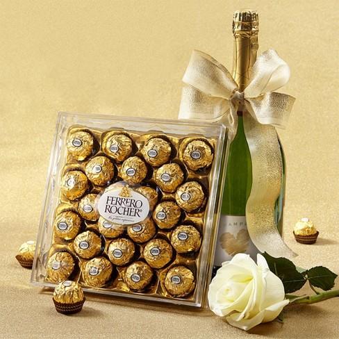 Ferrero Rocher Fine Hazelnut Chocolates 24ct - image 1 of 4