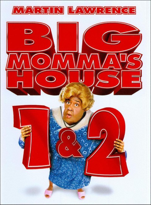Big momma's house/Big momma's house 2 (DVD) - image 1 of 1