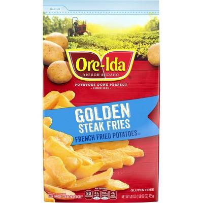 Ore-Ida Thick Cut Frozen Steak Fries - 28oz