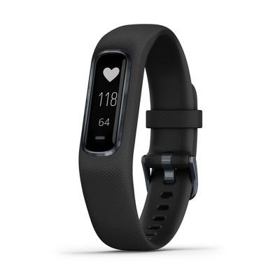 Garmin vivosmart 4 Smart Activity Tracker Small/Medium - Black