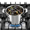 Cuisinart 6qt Stainless Steel Stockpot with Cover - image 3 of 4