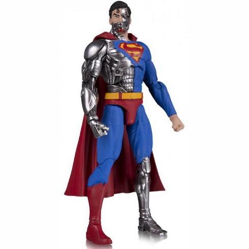 DC Essentials Cyborg Superman Action Figure - image 1 of 1