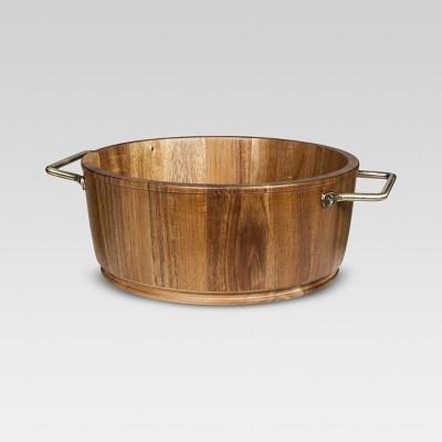 Large Acacia Serving Bowl - Threshold™