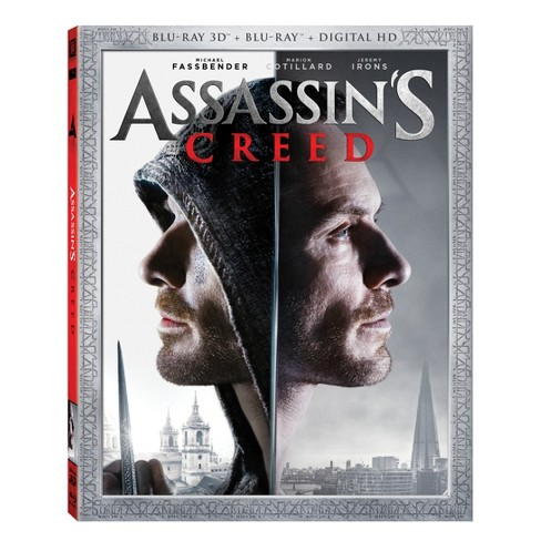 Assassin's Creed (3D + Blu-ray + Digital) - image 1 of 1