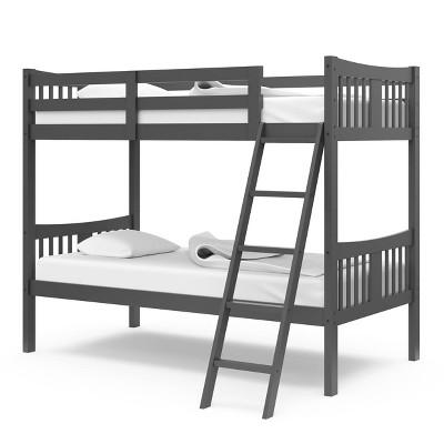 Twin Rockridge Solid Wood Bunk Bed - Storkcraft