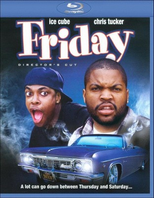 Friday (Deluxe Edition) (Director's Cut) (Blu-ray)
