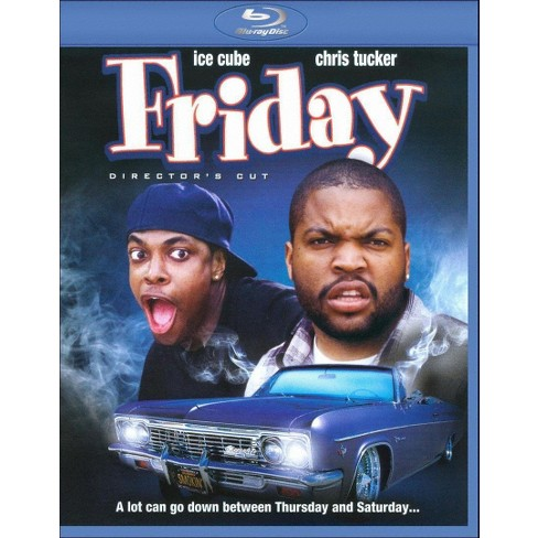 Friday (Deluxe Edition) (Director's Cut) (Blu-ray) - image 1 of 1