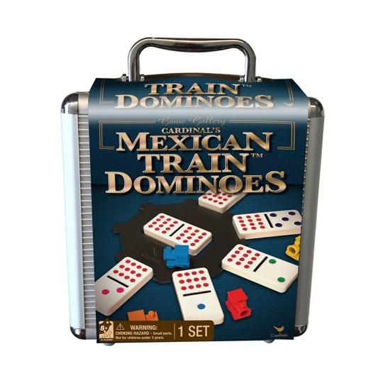 Game Gallery Mexican Train Domino Game, Adult Unisex image number null