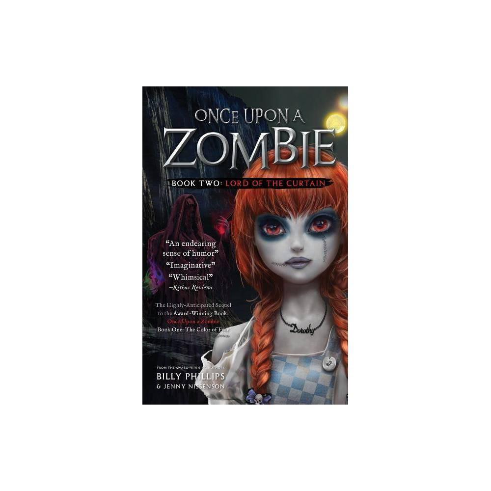Once Upon A Zombie By Billy Phillips Jenny Nissensen Paperback
