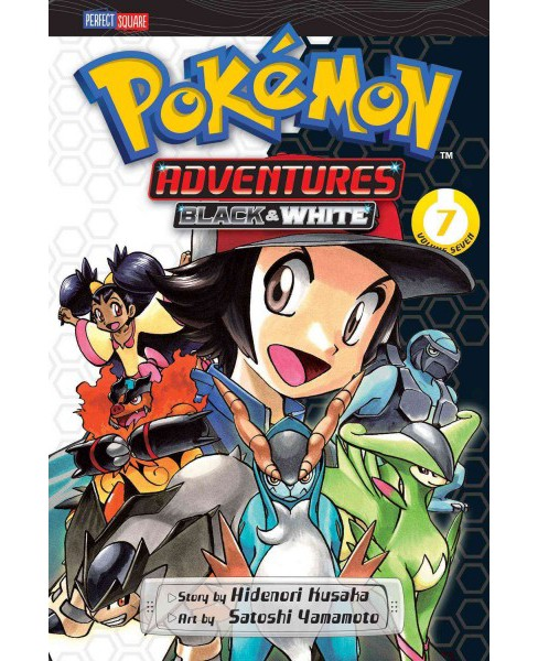 Pokémon Adventures: Black & White 7 (Paperback) (Hidenori Kusaka) - image 1 of 1