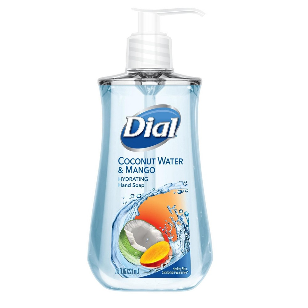 Dial Coconut Water Mango Hand Soap - 7.5oz