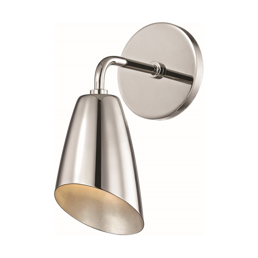Kai Led Wall Sconce Brushed Nickel - Mitzi by Hudson Valley
