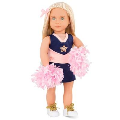 "Our Generation 18"" Cheerleader Doll - Khloe"